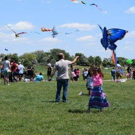 Frontier Kite Fly Festival to Kick Off Summer on June 2