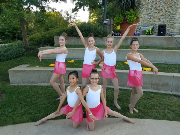 Élan Dance Company Information Night May 8 and Auditions on